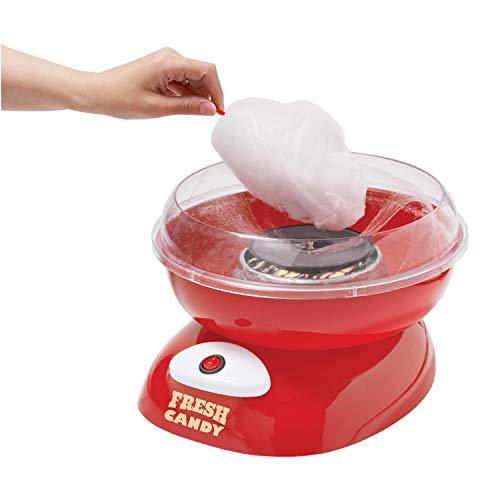 Global Gizmos Premium Candy Floss Maker 500W / Retro Machine / Fairground Style Cotton Candy / 30cm x 32cm