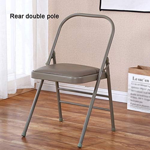 Buy Discount Folding Yoga Inverted Chair - Yoga Aids, Home Folding Chair - Ideal for Sports, Fitness...