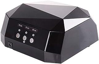 Kumiy 36W LED Nail Lamp UV Light Secador de uñas, Lámparas de curado portátiles para todos los geles Polish Nail Art, Temporizador 10/30 / 60S, Inducción infrarroja, 12pcs LED, Regalo de novia (D)