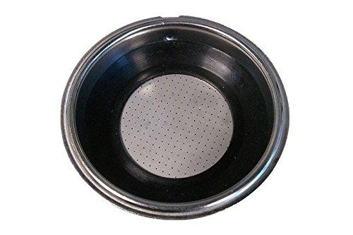 Ariete Filtro de copa de junta para 1 taza de cápsulas de cafetera Cremissima 1384