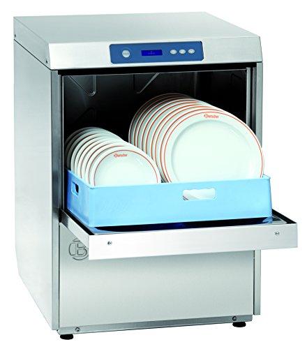 Bartscher Geschirrspülmaschine Deltamat TF 7500eco, doppelwandig - 110660