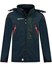 Geographical Norway Hombre Tambour Chaqueta Softshell Hombre