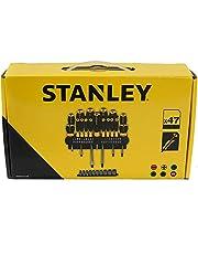 Stanley Tools ZSTA-0-62-146 skruvmejsel och uttag set med 47 i rack