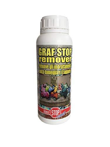 Linea Stop Professional Solutions GRAF Stop Remover Rimuovi Graffiti, nd, taglia unica