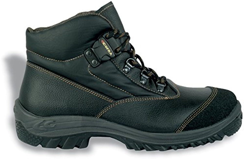 Cofra 63620-000.W45 Size 45 S3 SRC Cefalu  Safety shoes - Black