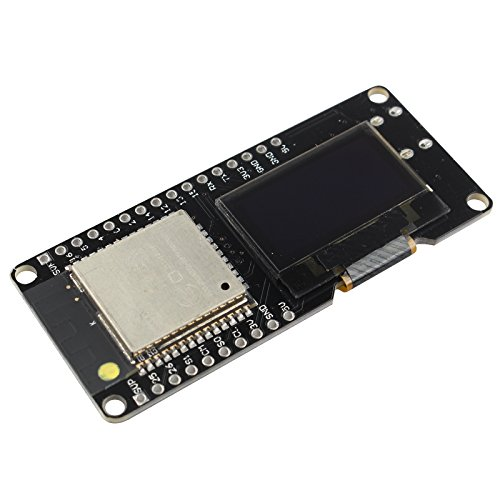 Amazon.es - Wemos Lolin32 (ESP32 with OLED Display)
