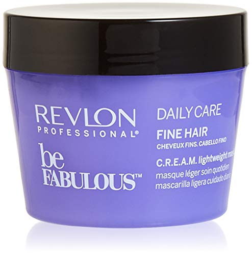REVLON PROFESSIONAL Be Fabulous Daily CareFeines Haar C.R.E.A.M., 1er Pack (1 x 200 ml)