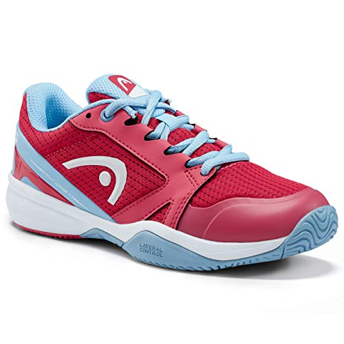 Head Sprint 2.5 Junior Zapatillas de Tenis Unisex Niños, Azul (Dark Blue/Magenta Dbma), 38 EU