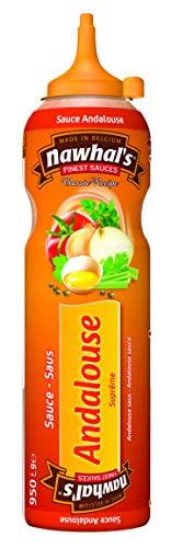 950ml Nawhals Andalouse Sauce, Original Marke Nawhal's / Belgische Saucen