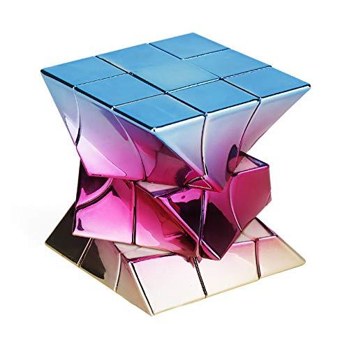 XYDDC 3x3 DNA Magic Cube Creativo Juego de Rompecabezas Profesional Cubos Juguetes educativos para niños Adultos Regalo - Sin Etiqueta