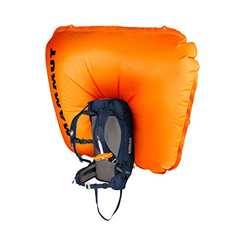 Mammut Rucksack Light Short Removable Airbag 3.0 Ready Zubehör, Erwachsene, Unisex, Night (blau), 28 l