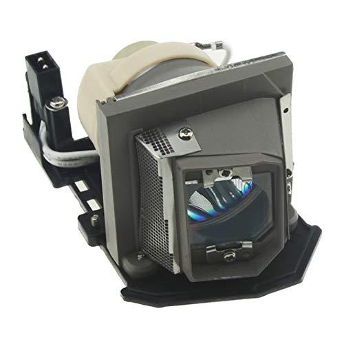 CXOAISMNMDS Lámpara de proyector Compatible con alojamiento SP.8LG01GC01 Ajuste para Optoma DS211, DX211, ES521, EX521, OPX2630, PJ666, PJ888, RS515 Reemplazo de la Bombilla del proyector