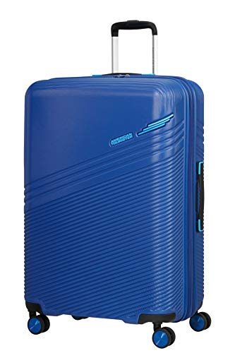 American Tourister Triple Trace Luggage- Carry-On Luggage, S (55 cm - 46...