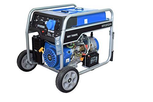 Hyundai HY-HHY7000FEK Generador Eléctrico Gasolina