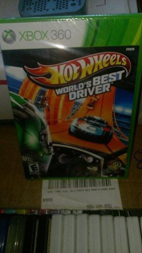 NEW & SEALED! Hot Wheels World\'s Best Drive Microsoft XBox 360 Game UK PAL