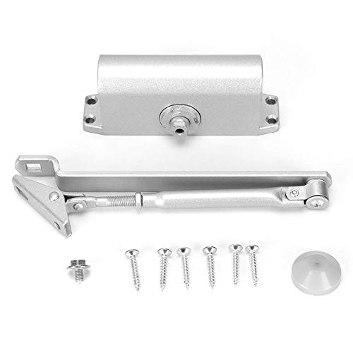 Anti-diefstal deurslot, thuis instelbare automatische deurdranger sluiting 90 graden positionering hydraulische deurdranger