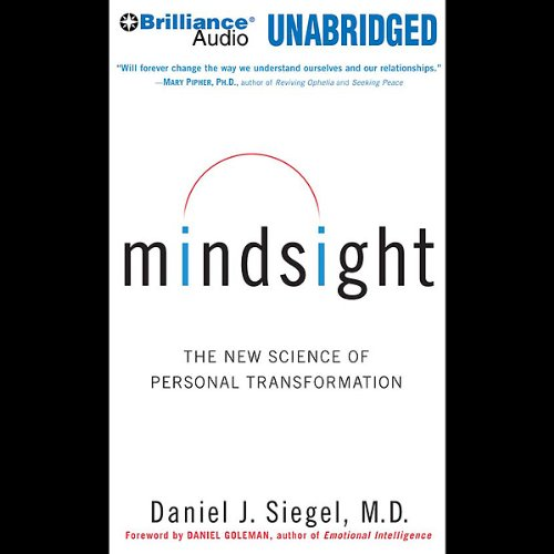 Mindsight audiobook cover art