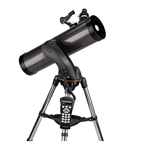 SMLJJHW Telescoop, professionele ruimte-observatie-kijker, Newtonisch reflectie-monokulartelescoop, draagbaar outdoor statief, stalen statief