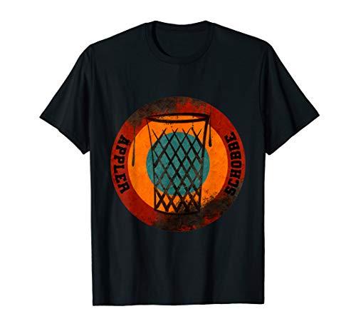 Geripptes Schobbe Hessen Frankfurt FFM Apfelwein Äppler T-Shirt