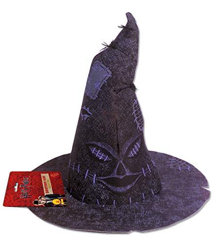 Sombrero de seleccion Harry Potter Rubíes - TALLA ADULTA (gorro/sombr