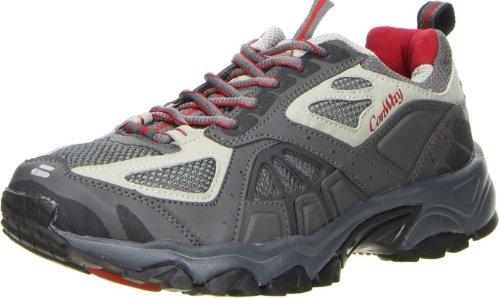 ConWay Damen u. Herren Outdoor Trekking- und Walkingschuh (NOLTE), Größe:36, Farbe:Grau