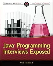 Best java programming interviews exposed noel markham Reviews