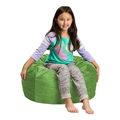 Sofa Sack - Plush, Ultra Soft Kids Bean Bag Chair - Memory...