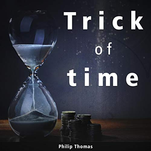 Trick of Time audiobook cover art