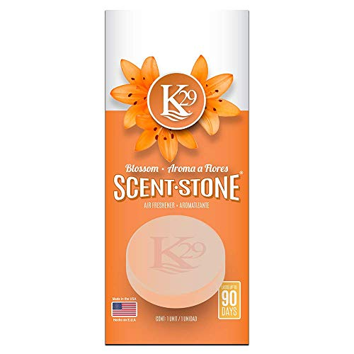 Sterling Teal Scent Stone - Blossom Air Freshener (16001)