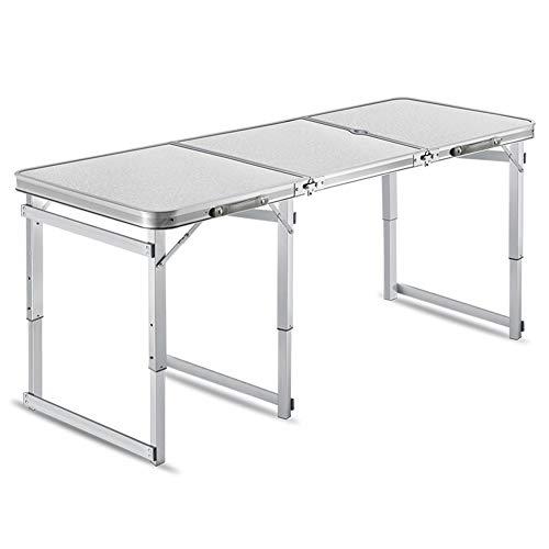 Portable al Aire Libre de aleación de Aluminio Inicio Simple Tabla Exposición...