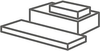 PTFE (Teflon) Rectangular Bar 1/4