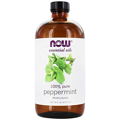 Now Foods Peppermint Oil, 16 OZ