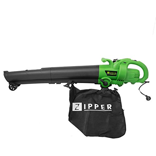 Zipper zi-sbh2600aspirador soplador eléctrico Aspirador + soplador, Option triturador 2600W