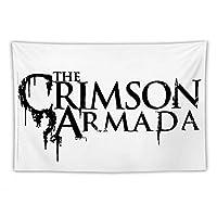 The Crimson Armada タペストリー おしゃれ 壁掛け 壁飾り インテリア ウォールアート布ポスター 背景布 多機能 装飾布 窓カーテン 家飾り オフィス/パーティー/カフェ/雑貨 個性ギフト