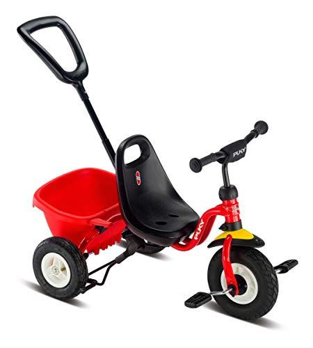 Puky Cat 1 L Kinder Dreirad rot