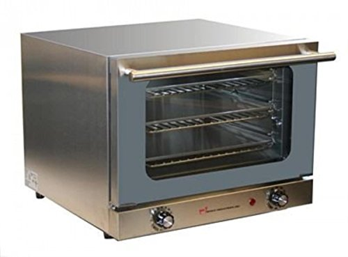 Wisco Wisco-620 Commercial Convection Counter Top Oven, Silver