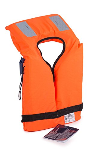 wellenshop Lalizas Feststoff Rettungsweste mit Kragen Kind ohnmachtsicher 15-40kg 50N Schwimmweste