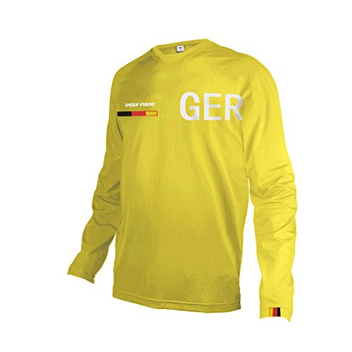 Uglyfrog Bike Spring Wear Long Sleeve Jersey Fr¨¹hlingsart Motocross Jersey Herren Mountain Bike Downhill Shirt Sportbekleidung Kleidung