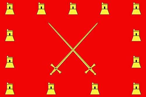 magFlags Drapeau Large Pembroke | Local Council of Pembroke, Malta | Drapeau Paysage | 1.35m² | 90x150cm