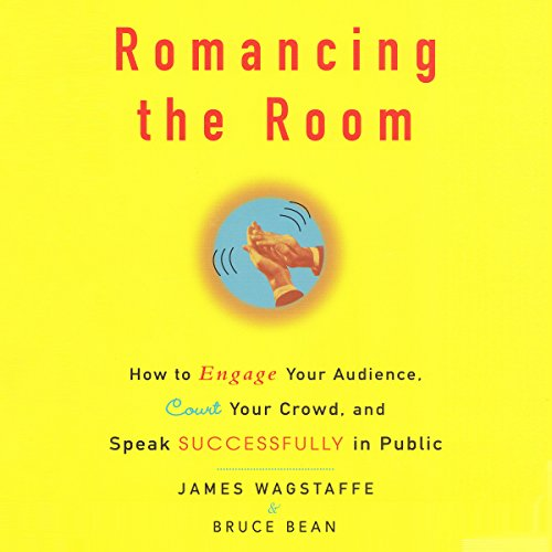 Romancing the Room audiobook cover art