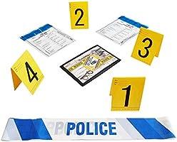 Kobe1 Police Crime Scene Kit:Police Barrier Tape