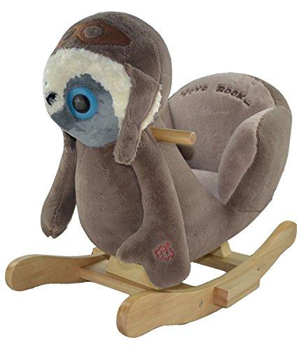 'Animal à bascule cheval à bascule raton laveur \