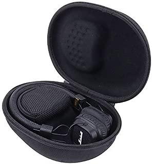 Hard Carrying case for Marshall Major II/Major III/MID/Monitor Bluetooth On-Ear Headphones by Aenllosi