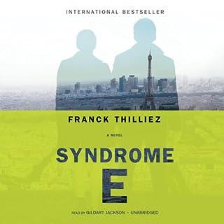 Syndrome E audiobook cover art