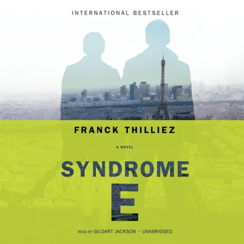 Syndrome E audiobook cover art