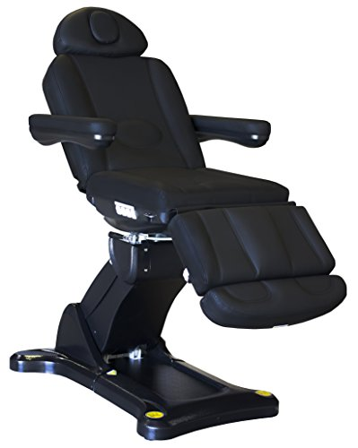 Why Choose Malibu Electric Medical Spa Treatment Table Black By SkinAct