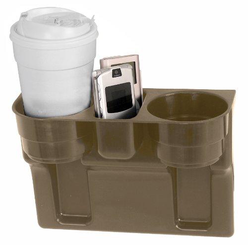 Custom Accessories 91127 Tan Seat Wedge Cup Holder