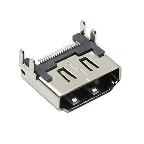 MMOBIEL HDMI Port Socket Interface Connector Replacement for PlayStation PS4 CUH-1xxx