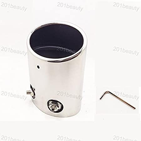 FOR 2015-2018 SUBARU OUTBACK Stainless Rear Exhaust Muffler Tip End Pipe 1pcs