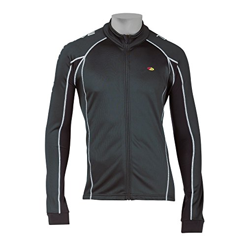 Northwave - Force Jacket Total Protection, Color Negro, Talla M